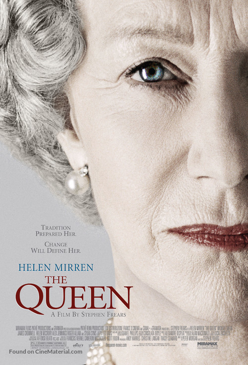 The Queen - Movie Poster