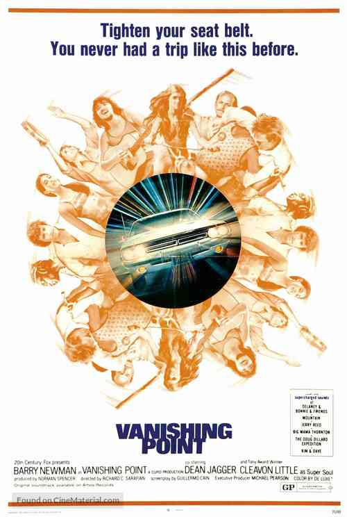 Vanishing Point - Theatrical poster