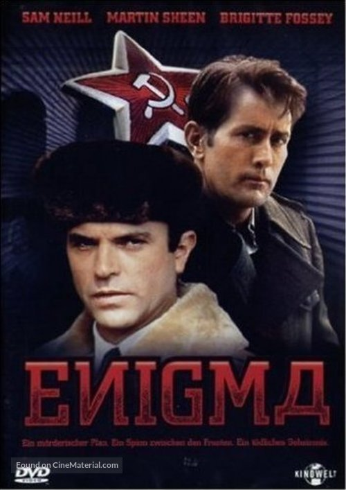 Enigma - German Movie Cover