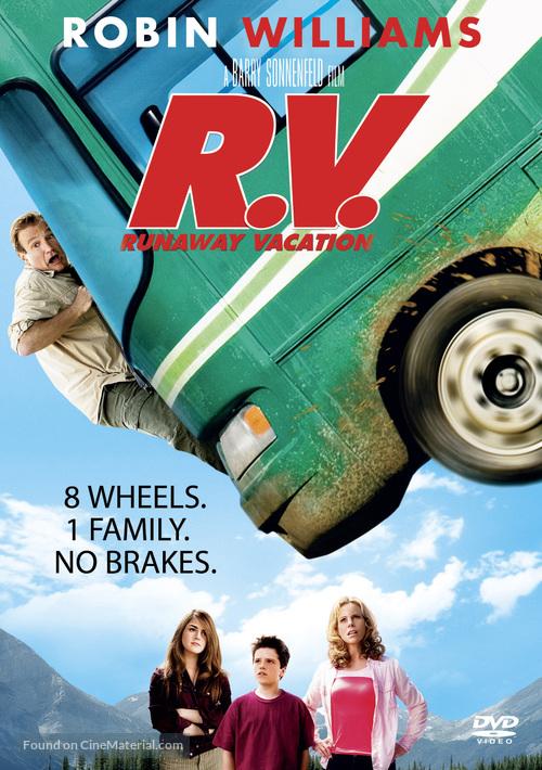 RV - DVD cover