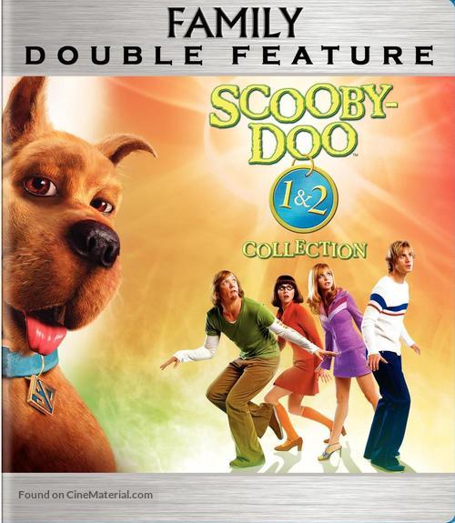 Scooby-Doo - Blu-Ray movie cover