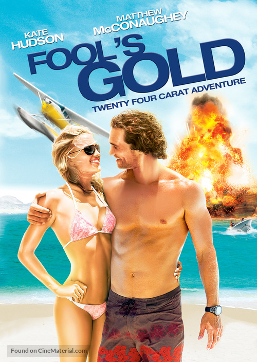 Fool's Gold - DVD cover