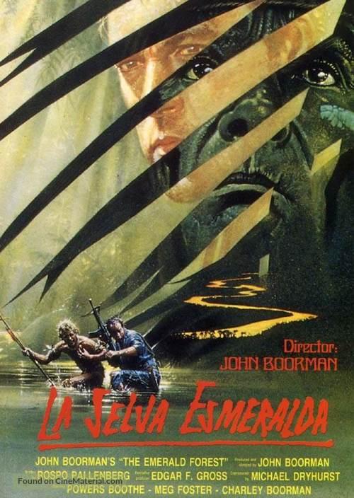emerald forest movie