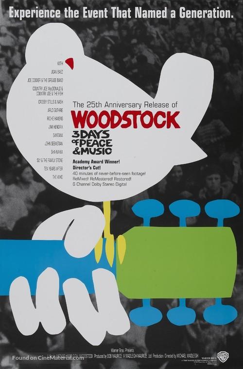 Woodstock - Movie Poster