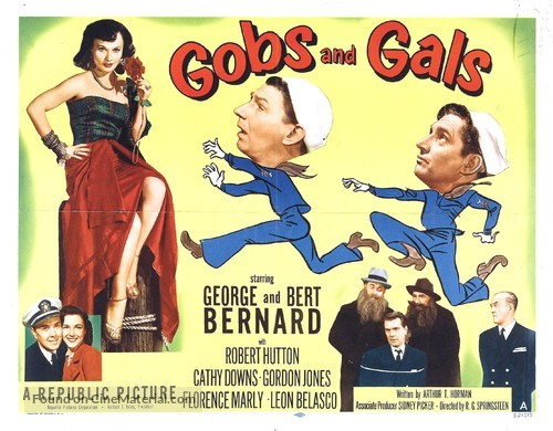 Gobs and Gals - Movie Poster