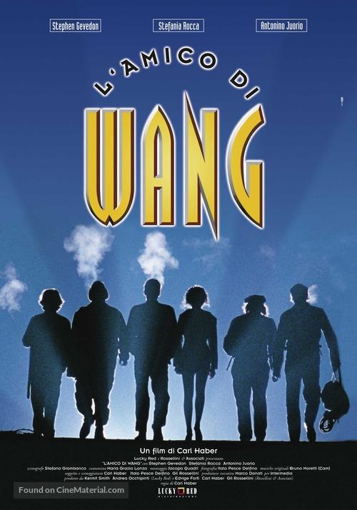 L'amico di Wang - Italian Movie Poster