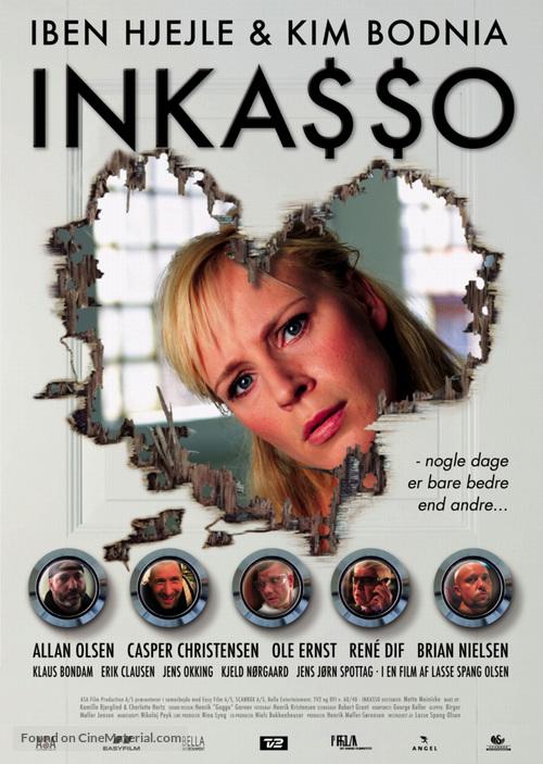 Inkasso - Danish Movie Poster