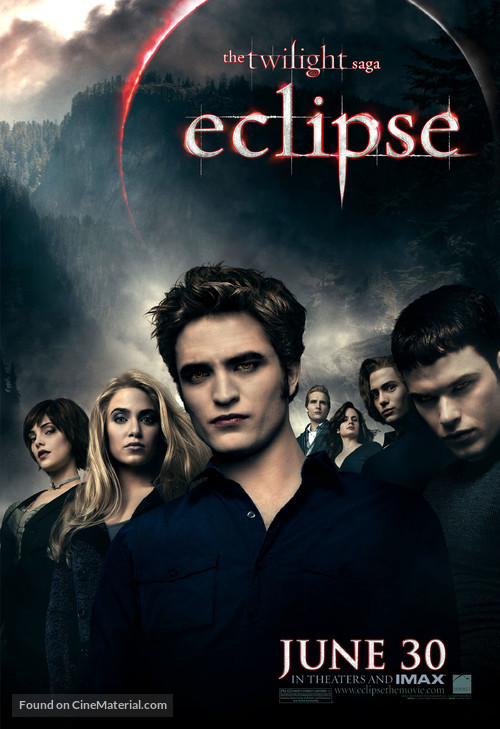 The Twilight Saga: Eclipse - Movie Poster