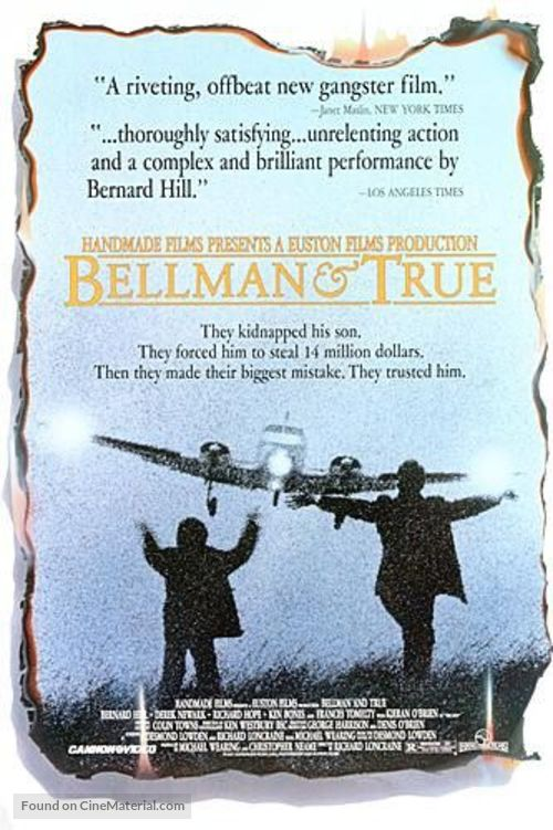 Bellman and True - Movie Poster
