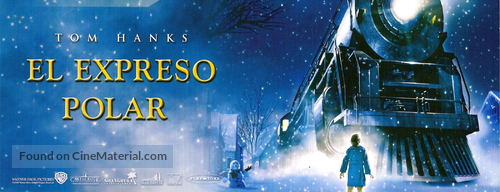 The Polar Express - Argentinian Movie Poster