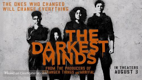 The Darkest Minds - Movie Poster