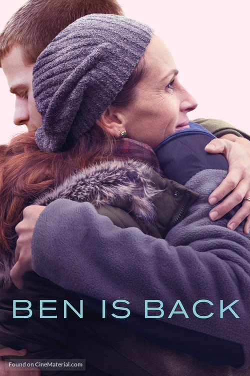 Ben Is Back - Movie Cover