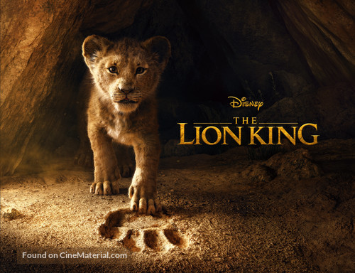 The Lion King - French Movie Poster