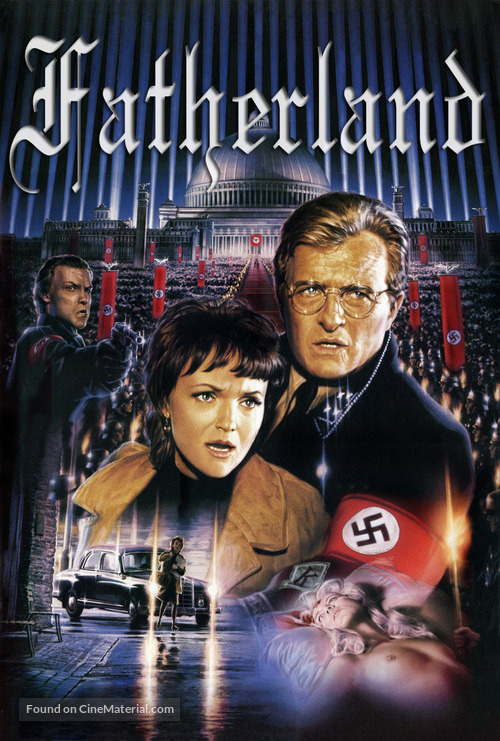Fatherland - DVD movie cover