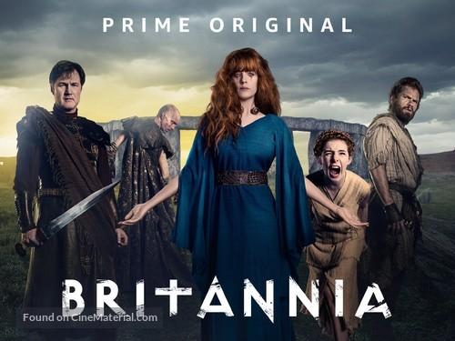 """""""Britannia"""" - Movie Poster"""