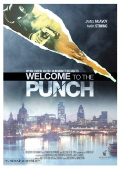Welcome to the Punch - Movie Poster