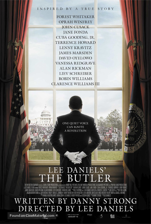 The Butler - Movie Poster