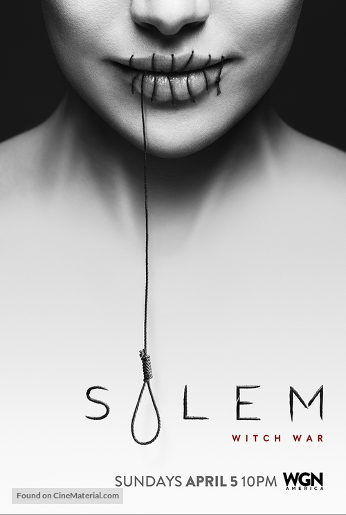 """Salem"" - Movie Poster"