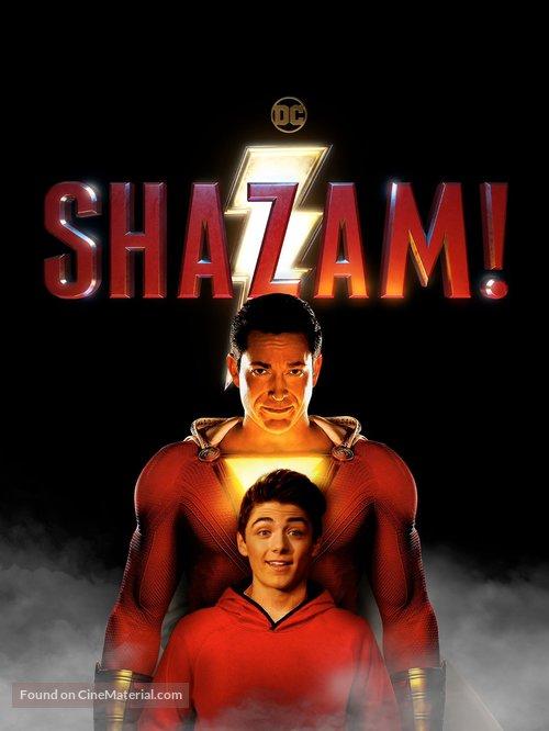 Shazam! - Movie Cover