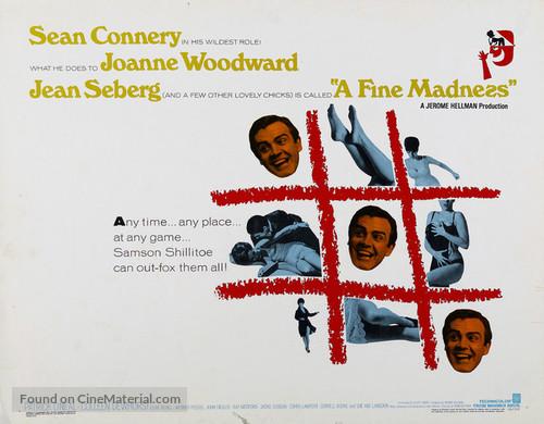 A Fine Madness - Movie Poster