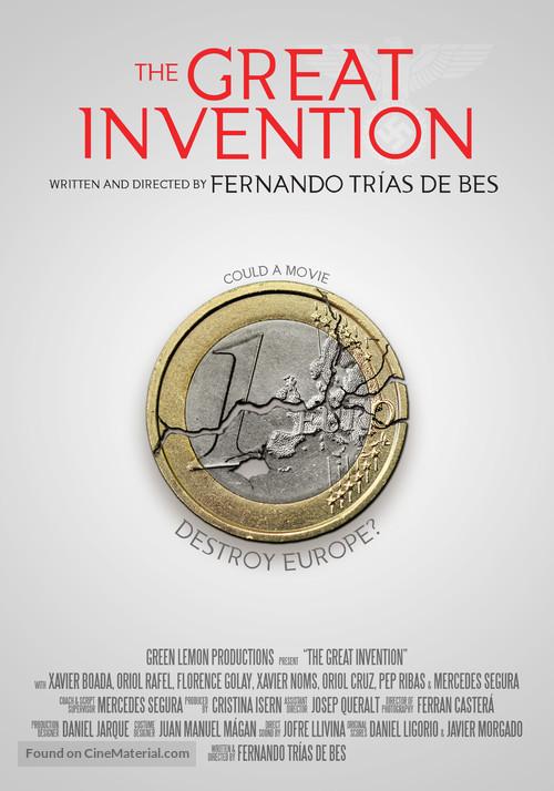 La gran invención - Movie Poster