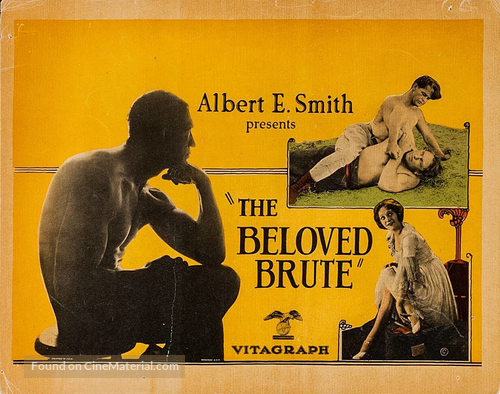The Beloved Brute - Movie Poster