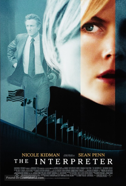 The Interpreter - Movie Poster