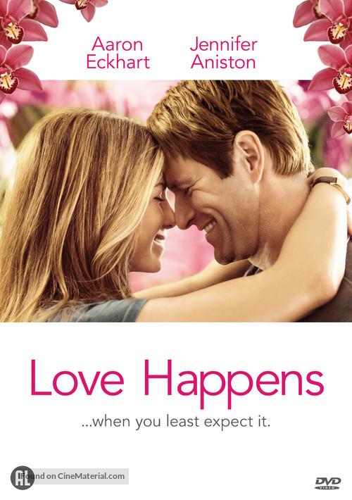 Love Happens - Dutch Movie Cover