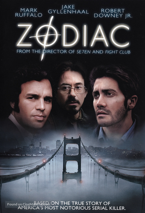 Zodiac - Movie Cover