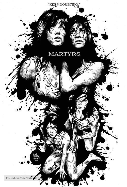 Martyrs - German Movie Poster