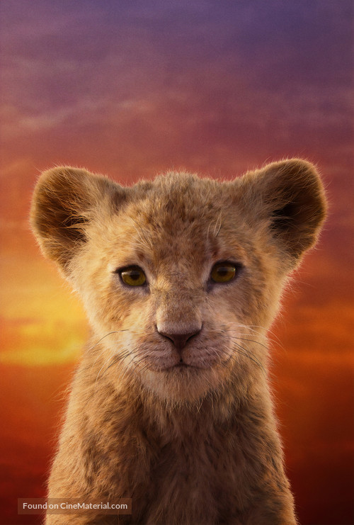 The Lion King - Key art