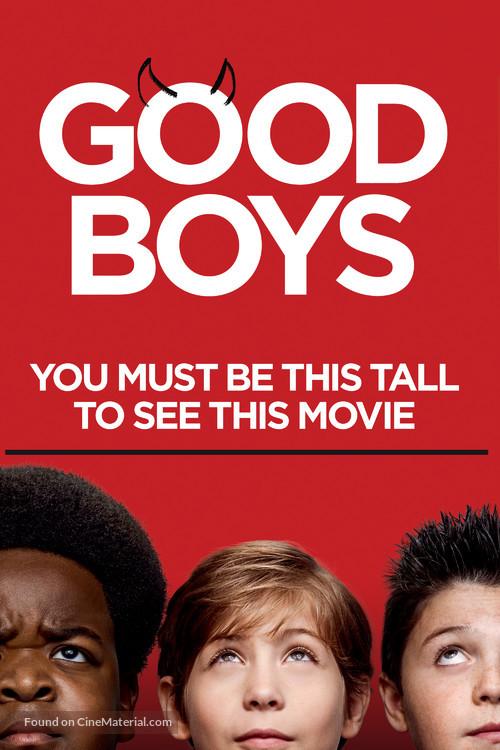 Good Boys - Movie Cover