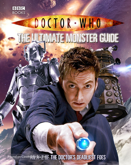 """""""Doctor Who"""" - British poster"""