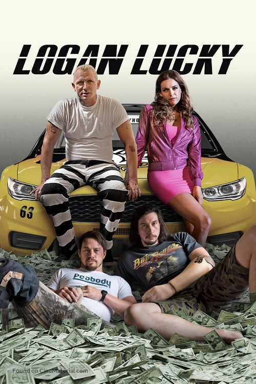 Logan Lucky - Movie Cover