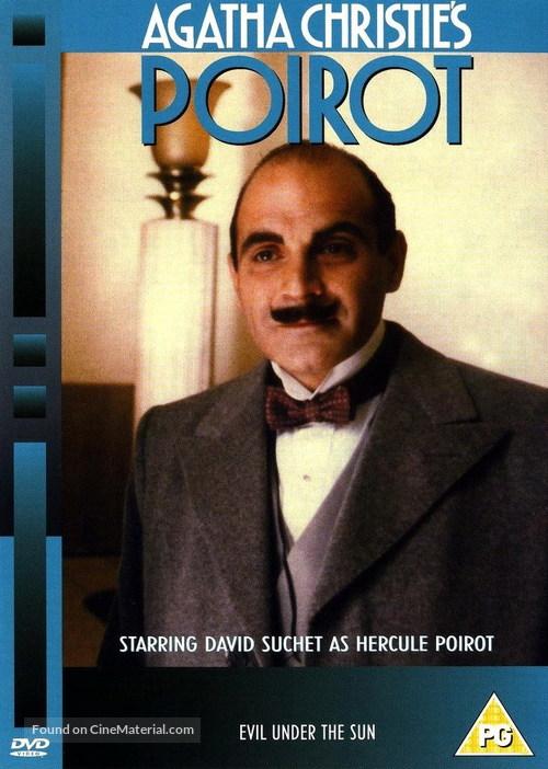 """""""Poirot"""" Evil Under the Sun - poster"""