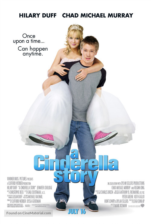 A Cinderella Story - Movie Poster
