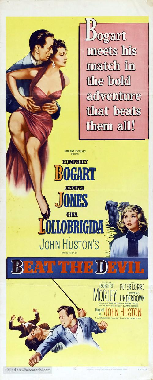 Beat the Devil - Movie Poster