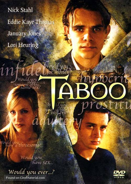 Taboo - Movie Cover