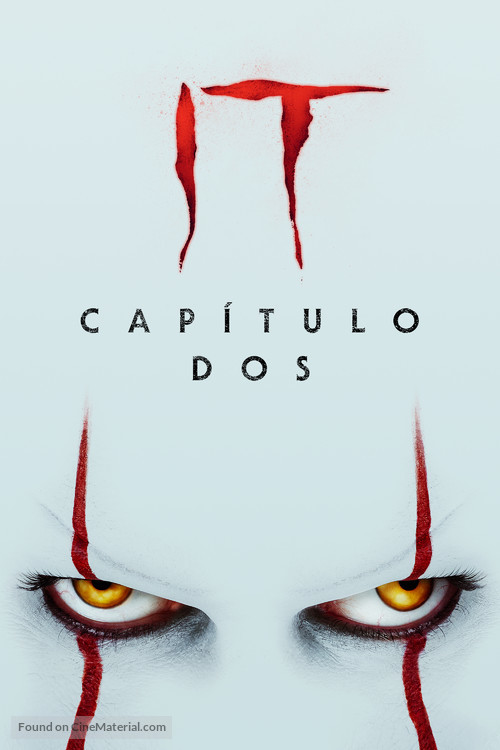 It: Chapter Two - Argentinian Movie Cover