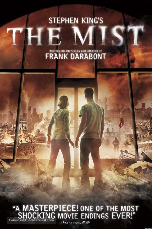 The Mist - DVD movie cover