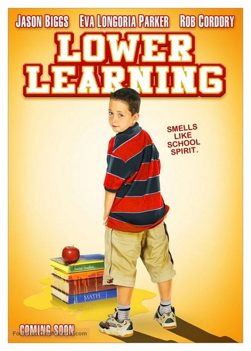 Lower Learning - Movie Poster