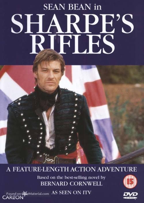 Sharpe's Rifles - poster
