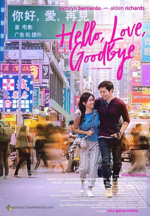 Hello, Love, Goodbye - Philippine Movie Poster
