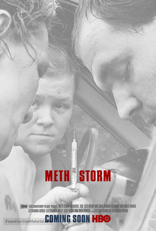 Meth Storm - Movie Poster