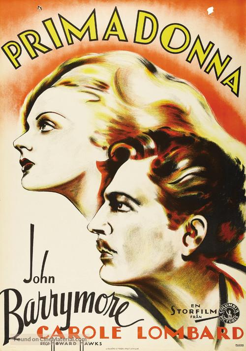Twentieth Century - Swedish Movie Poster