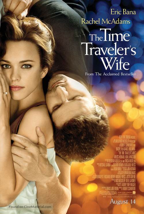 The Time Traveler's Wife - Advance poster