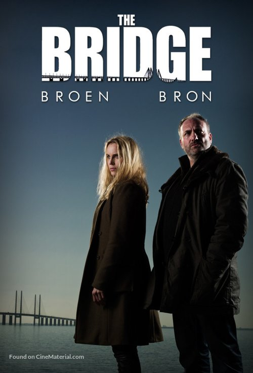 """Bron/Broen"" - Movie Cover"