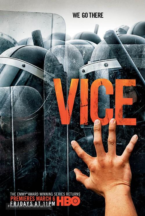 """Vice"" - Movie Poster"