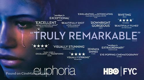 """Euphoria"" - Movie Poster"