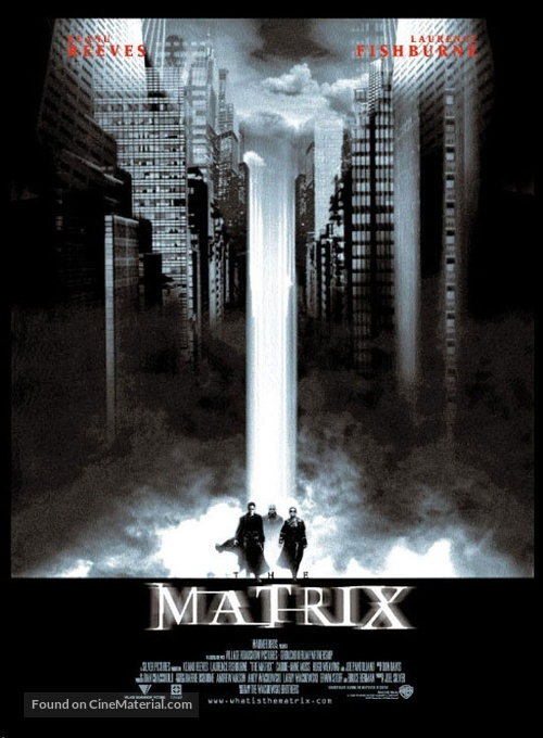 The Matrix - Movie Poster